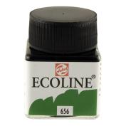 Ecoline Liquid Watercolour 30Ml Forest Green