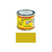 1 Shot Letter Enamel 109L Metallic Gold 120ml
