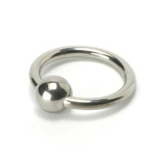 Stainless Steel Penis Cock Ring Premature Ejaculation Erection Impot Delay Aid