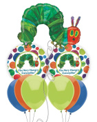 The Very Hungry Caterpillar Birthday Balloon Bouquet