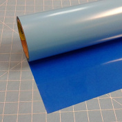 Siser Easyweed Fluorescent Blue 38cm x 0.9m Iron on Heat Transfer Vinyl Roll by Coaches World