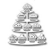 Tutti Designs- Cupcake Stand Craft Die