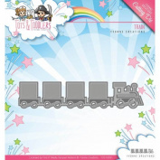 Find It Trading Yvonne Creations Tots & Toddlers Die-Train