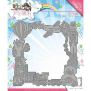 Find It Trading Yvonne Creations Tots & Toddlers Die-Toy Frame