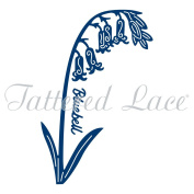Tattered Lace Bluebell Cutting Die TDL0248 Spring WIldlife Series