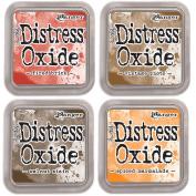 NEW Ranger Tim Holtz Distress Oxide 4 Ink Pads