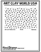 FlexiStamps Texture Sheet Minipaws Positive Design - 1 pc.