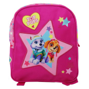 Paw Patrol Top Pups Primary Nursery School Backpack Mealbox Pink