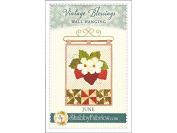 Shabby Fabrics Vintage Blessings Jun Wall Qlt Ptrn