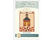 Shabby Fabrics Vintage Blessings Sep Wall Qlt Ptrn