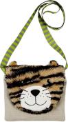 Brustbeutel Katze (Plüsch) Lustige Tierparade