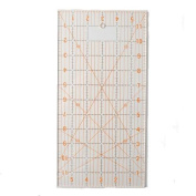 DAFA Transparent Quilting Ruler 15cm x 30cm
