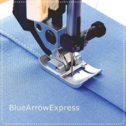 BlueArrowExpress Pfaff Bi-Level Topstitch Foot with IDT cat - D, E, G, J, K