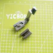 YICBOR Adjustable Shirring foot High Shank Gathering foot for Singer Juki Brother S950