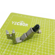 YICBOR Elastic Shirring Foot S537 for Brother Janome Juki Industry Adjustable Tensioner Sewing Machine
