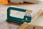 807G Craft Leather Paring Machine Edge Skiving Machine Leather Splitter Skiver Peeler 35mm width