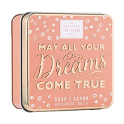 Scottish Fine Soaps May All Your Dreams Come True Soap Tin 100g