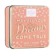 Scottish Fine Soaps May All Your Dreams Come True Soap Tin 100g