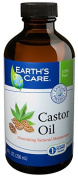 Earth's Care - 100% Pure Castor Oil - 240ml