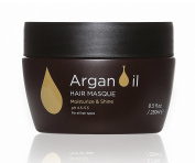Luseta Argan Oil Hair Mask 250ml Moisturising Shining Replenishing hair damaged from heat chemicals Sulphate free Phosphate free Paraben free