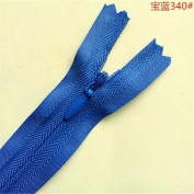 ChangJin 30PCS Nylon Invisible Zippers Tailor Sewing Accessories