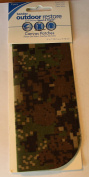 Forest Camo Jean /Outdoor Restore Patch