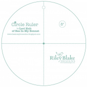 Riley Blake by Lori Holt of Bee in my Bonnet - Circle Ruler 20cm