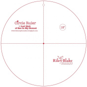 Riley Blake by Lori Holt of Bee in my Bonnet - Circle Ruler 30cm