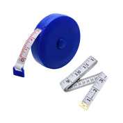 ULTNICE 150cm Soft Tape Measure with Retractable Tape Measure Set Sewing Measuring Tape