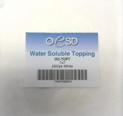 Water Soluble Topping 7 x 7 250/pk
