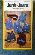 Junk-Jeans Designer Vests Pattern - 610m