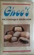 Ghee's Picturesque Heirloom - Handbag Patterns - 610m