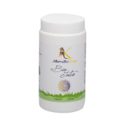 ALKEMILLA - Bio Talc - Gentle Soft Talc Powder for Baby's Delicate Skin - Non-Allergenic - Nickel Tested - Vegan - 150 gr