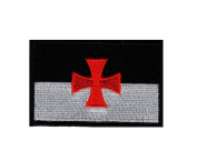 Templar Knight Flag Morale Hook Patch by Miltacusa