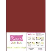 3 sheets of 30cm x 38cm Siser Easyweed Stretch Heat Transfer Vinyl Iron-On