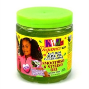 Africa's Best Kids Organic Smooth & Style Gel 440ml Jar