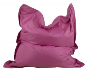 Chill Zone 08 Bean Bag Seat Strong Nylon 135 x 160 cm Pink