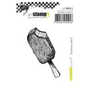 Carabelle Studio SMI0213 Cling Stamp - Esquimau glacé