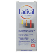Ladival SPF 50 Plus Sun Protection Lotion, 75 ml