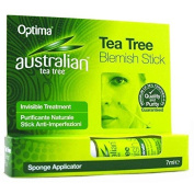 SIX PACKS of Optima Australian Tea Tree Blemish Stick 7ml