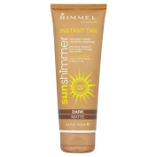 THREE PACKS of Sun Shimmer Instant Tan Dark Matte 125ml