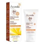 Tinted sunscreen Clear SPF 50 – Acorelle
