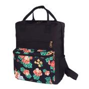 MENGMA Mummy Baby Nappy Nappy Changing Bag Vintage Retro Women Ladies Backpack Handbag Fashionable 2 Colours