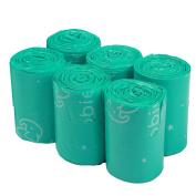 Goobie Baby Nappy Bag Dispenser Refill Rolls of Unscented Disposable Refill Bags | Waste Bag Holder for Stroller