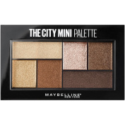 Maybelline New York The City Mini Palette, Rooftop Bronzes, 5ml