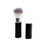 colour CLEANER Retractable Powder Foundation Makeup Brush