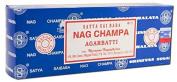 Sai Baba Nag Champa Incense 250 grammes - 3PC