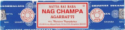 Sai Baba Nag Champa Agarbatti Incense -- 40 g - 3PC