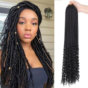 AISI HAIR Synthetic Crochet Braid Hair Extensions 100g 5pack /lot