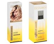 Dessange Paris Solar Blonde Naturale Lightening Sun Spray - 120ml & Lightening Gelee Treatment - 140ml